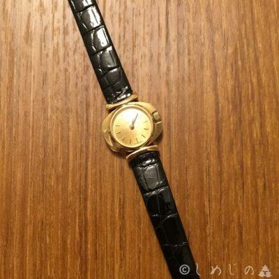 オメガのアンティーク時計